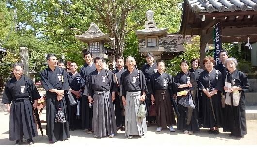 2016住吉神社奉納演武3
